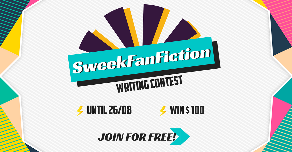 Sweek FanFiction Competition